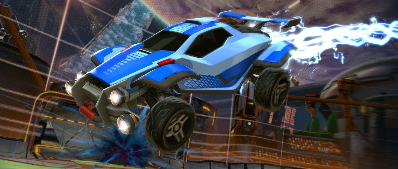 Rocket League PS4 Pro