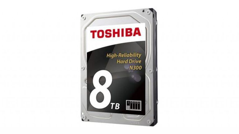 Toshiba 8 TB discos duros internos NAS