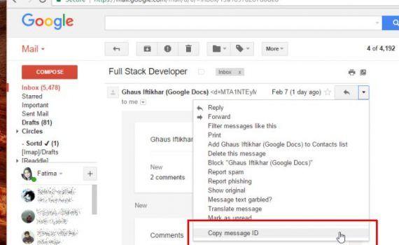 Gmail en Chrome Portada 2