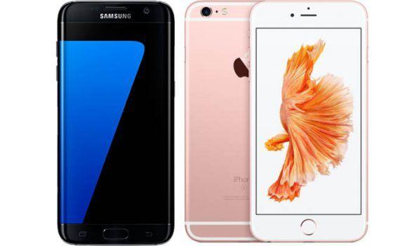iOS Android mercado móviles