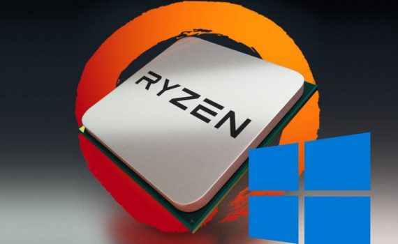 AMD Ryzen Windows 10