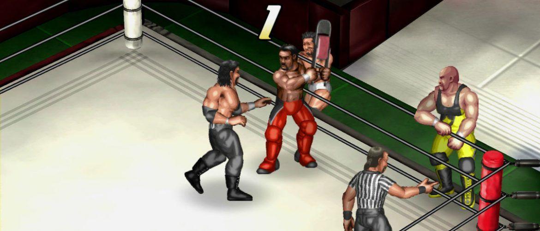 Fire Pro Wrestling World PS4 PC