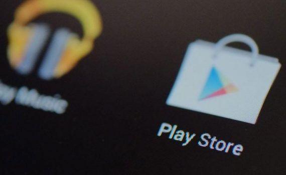 Google Play Store 5 años