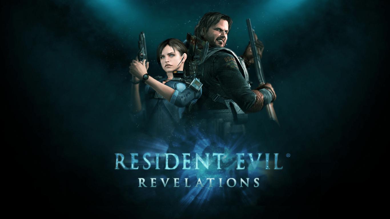 Resident Evil Revelations PS4 Xbox One