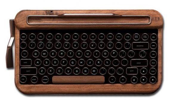 Penna teclado