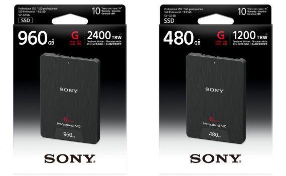 Sony SSD 4k