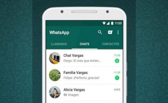 Fijar conversaciones WhatsApp Android