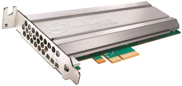 Intel SSD 3D NAND