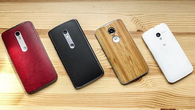 Motorola móviles 2017