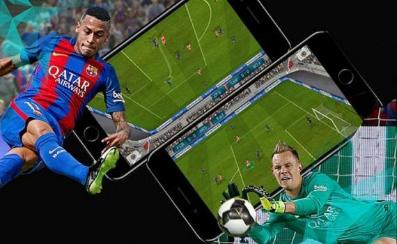PES 2017 iOS Android