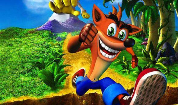 Crash Bandicoot N. Sane Trilogy Xbox One