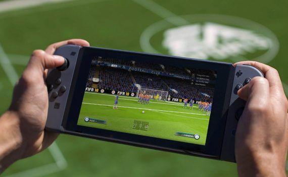 FIFA 18 Nintendo Switch