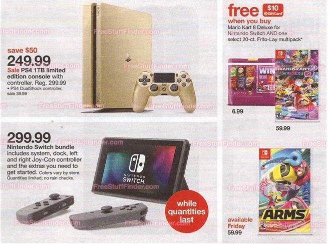 PS4 dorada
