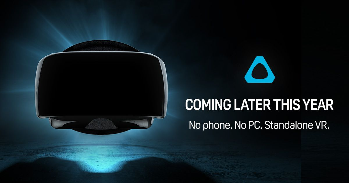HTC VIVE Standalone VR headset
