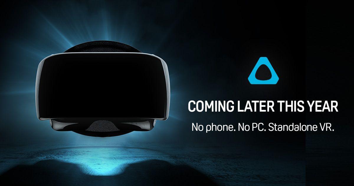 HTC VIVE Standalone VR headset