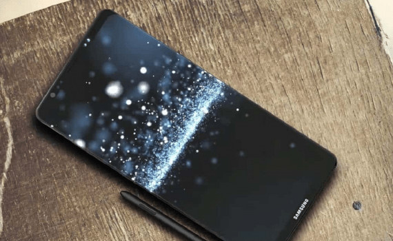 Samsung Galaxy Note 8 Qualcomm Snapdragon 840