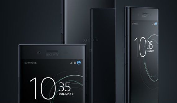 Sony Xperia XZ1 y XZ1 Compact