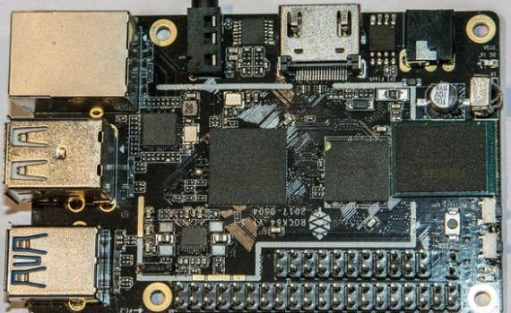 miniPC ROCK64