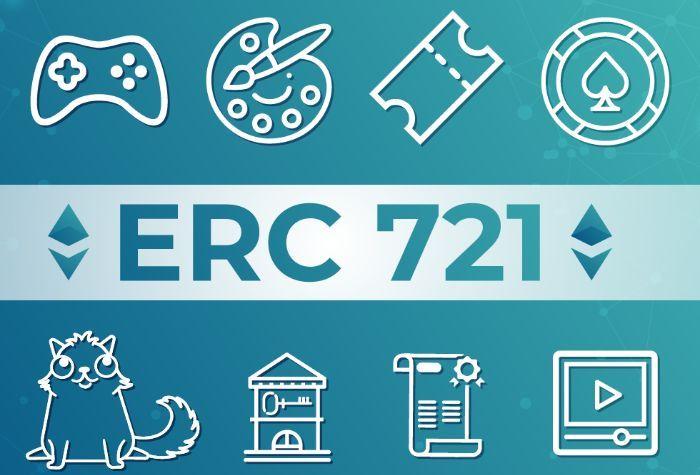 tokens ERC-721