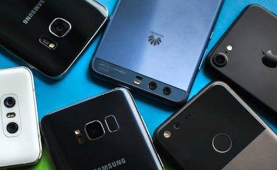 móviles inteligentes