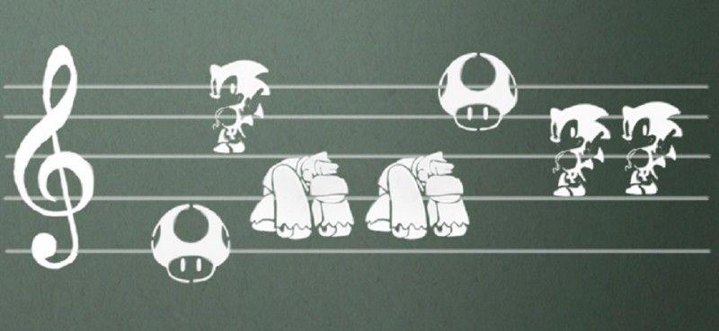 música de videojuegos
