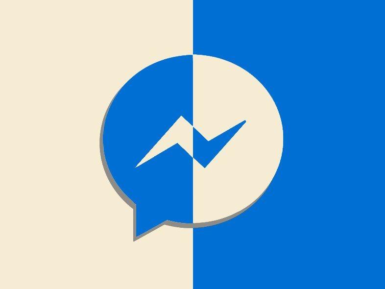 mensajes en Facebook Messenger