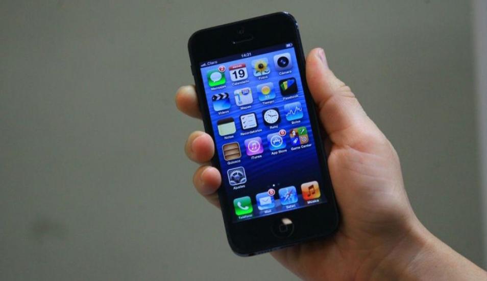 modelo de iPhone