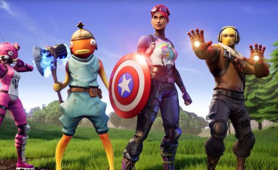 Avengers Endgame de Fortnite