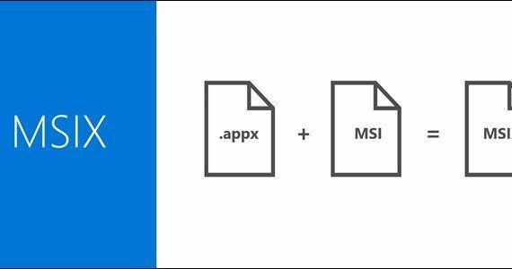 archivo MSIX