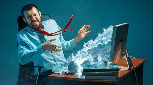 bombardeo de email