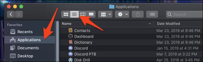 aplicaciones en tu Mac