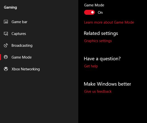 rendimiento de windows