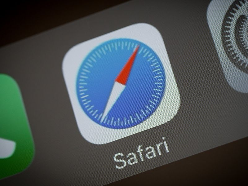 Safari en iOS