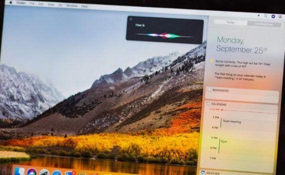 aplicaciones en macOS