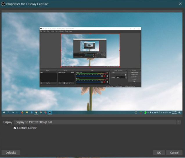 grabar múltiples pantallas