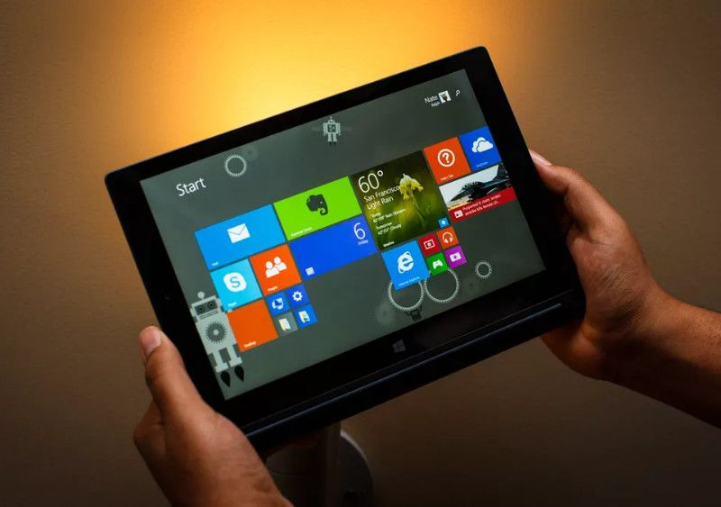 tablet de windows