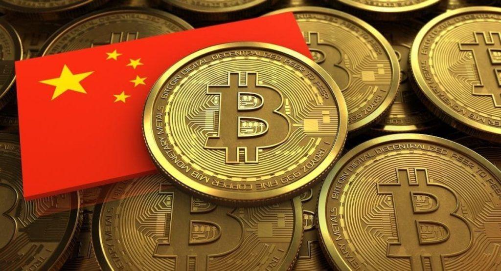 China domina a Bitcoin