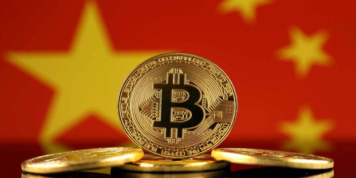 China domina a Bitcoin