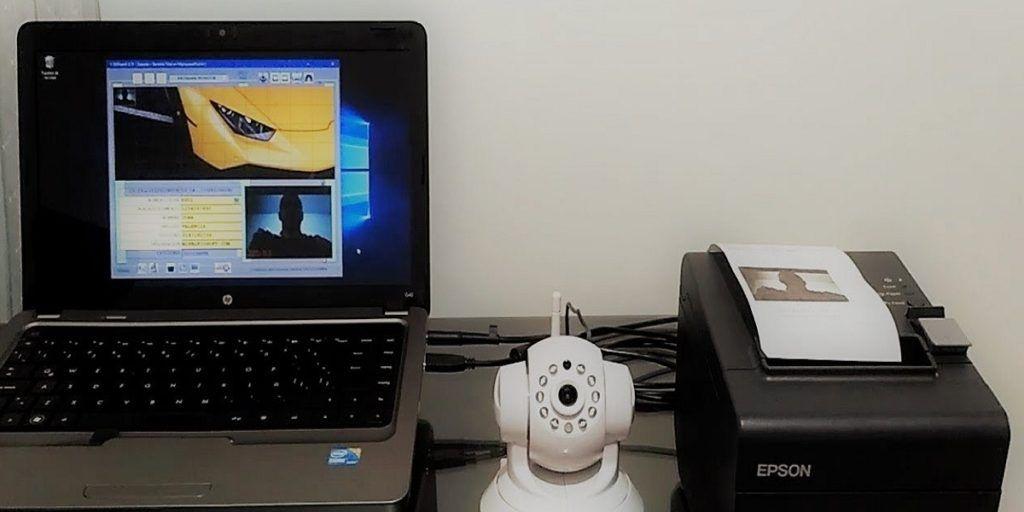 cámara web ip
