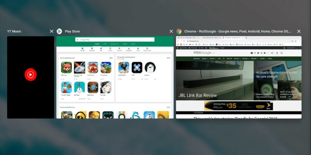 escritorios virtuales en chromebook