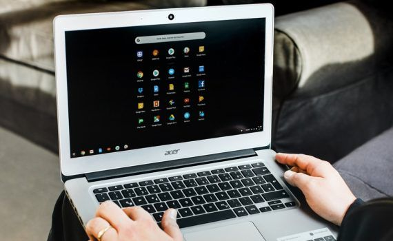 escritorios virtuales en chromebook