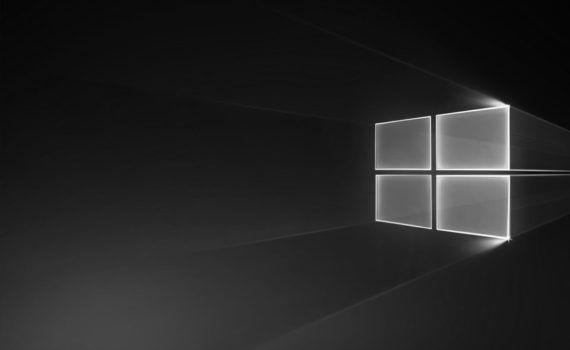 modo oscuro de Windows