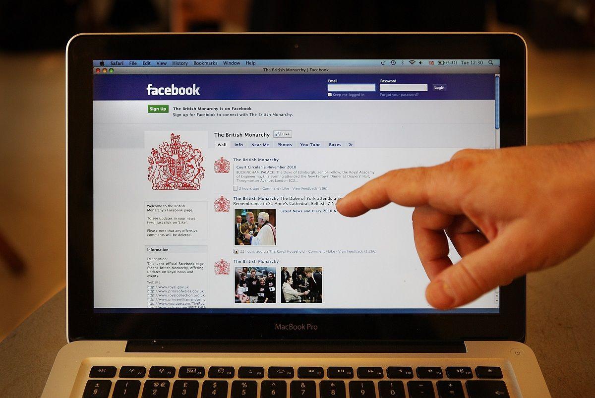 facebook te está rastreando