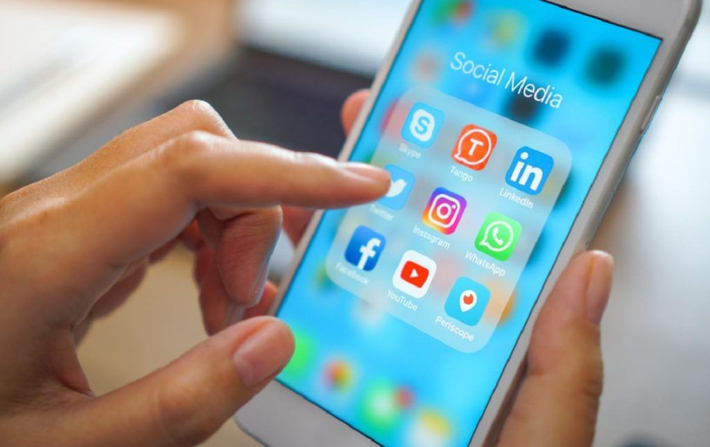 manejador de redes sociales