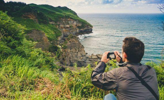 scenic travel de instagram