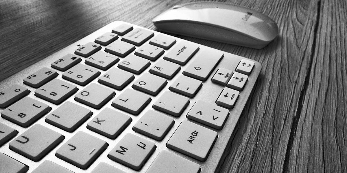 teclado y el ratón