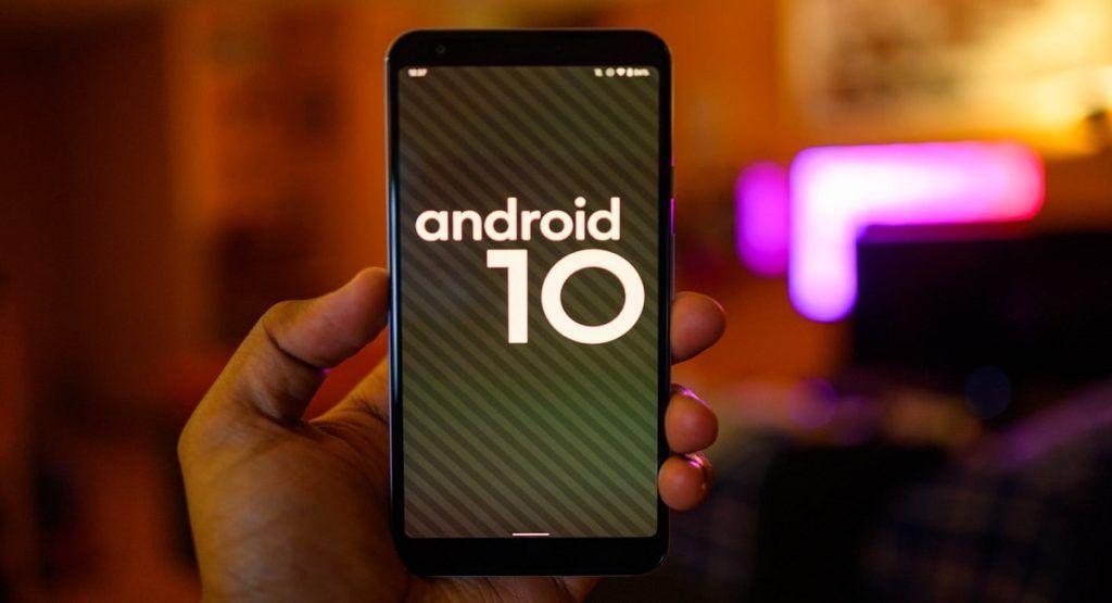usuarios de android 10