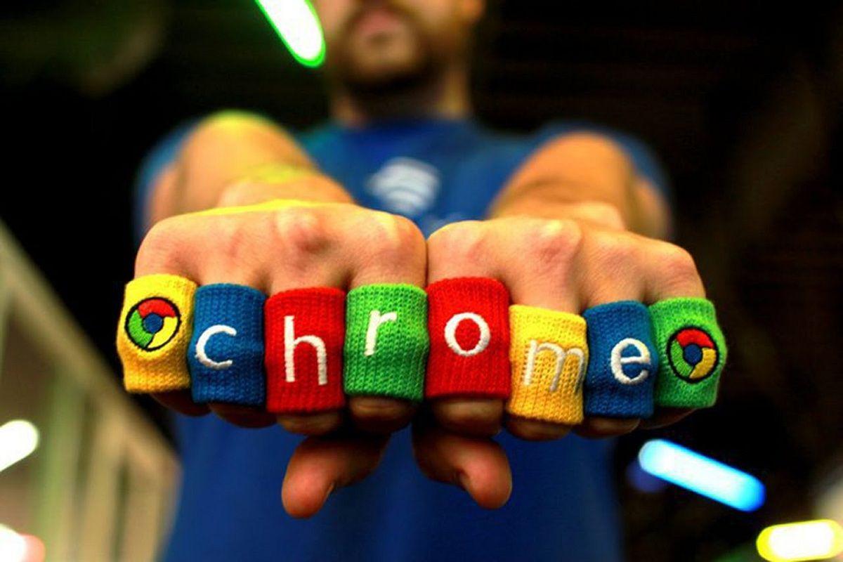 pestaña cerrada en Google Chrome