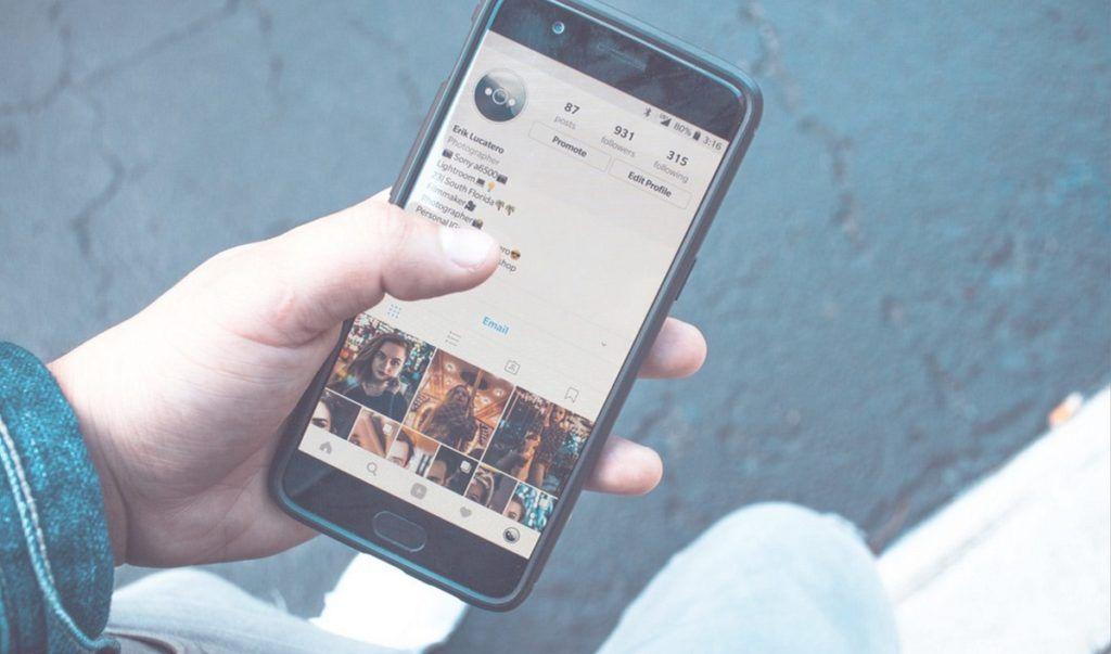 realidad aumentada en Instagram