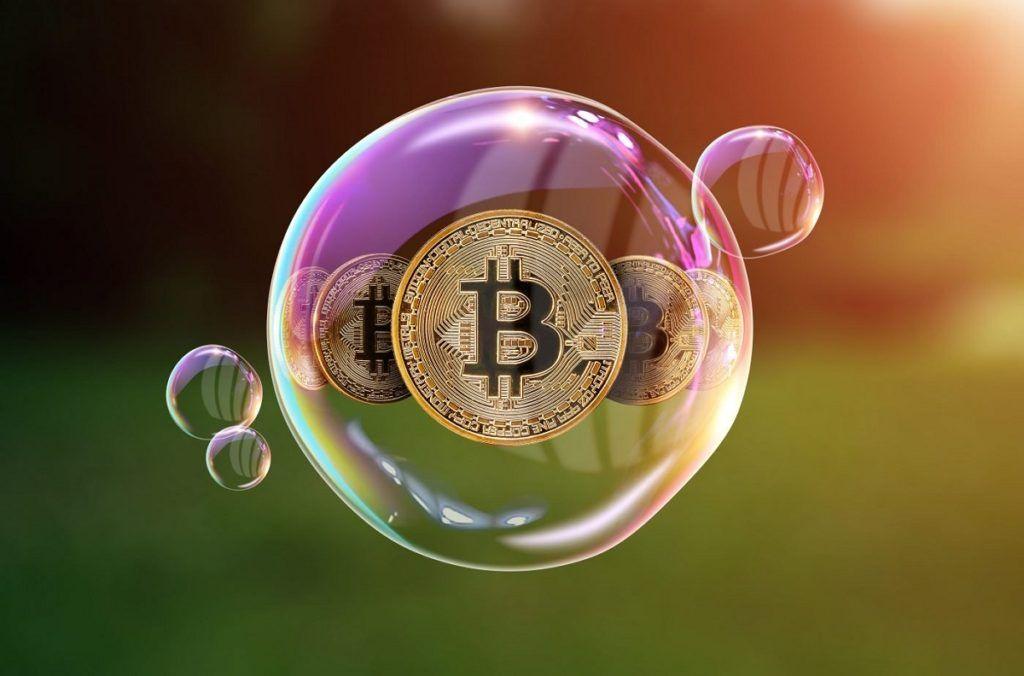saturación de bitcoin
